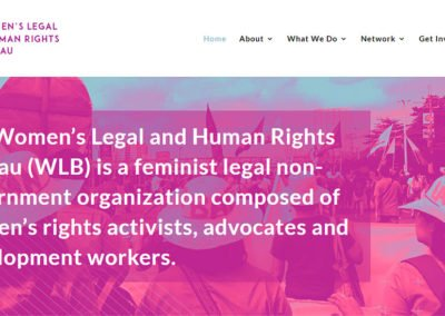Women's Legal and Human Rights Bureau