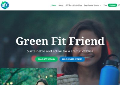 Green Fit Friend